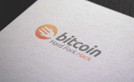 Bitcoin Hard Fork Hack